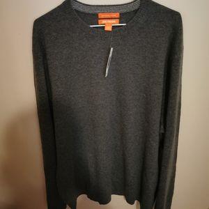 100% Cashmere sweater bnwt